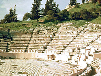 4 Theatre Of Dionysos