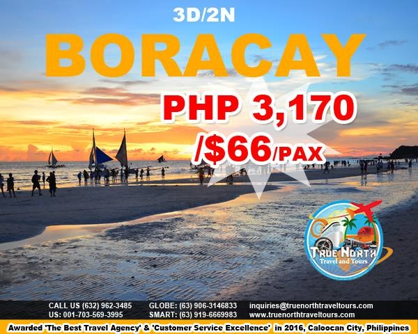 Boracay Island Getaway Photos