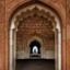 Interior -Humayun's Tomb