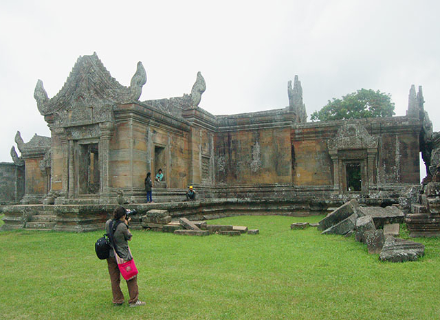 Remote Adventure: Preah Vihear, Koh Ker & Beng Mealea Photos