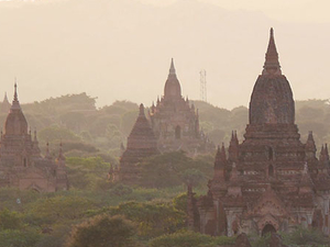 Myanmar Cambodia Vietnam Package Tour Photos