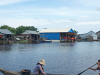 Full Day Tonle Sap Tour From Chong Kneas to Kompong Phluk