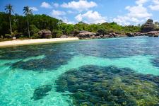 Gam Ghi Island On Phu Quoc Vietnam