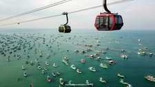 Phu Quoc Pearlsphu Quoc Island View From Cable Car