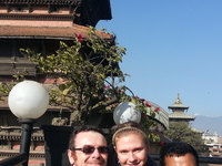 Kathmandu Darbar Square( Nepal)