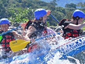 Rafting Class III & IV Photos