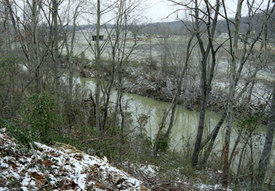East Fork Of Little Sandy River