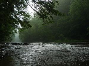 Chagrin Río