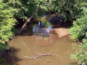 Liderando Creek