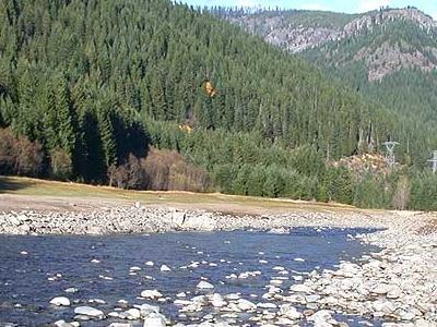 Breitenbush River
