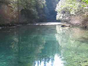 Winchuck Río