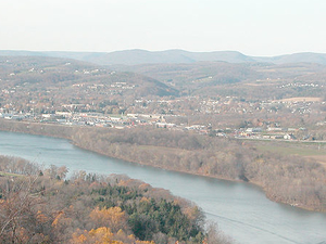 West Branch río Susquehanna