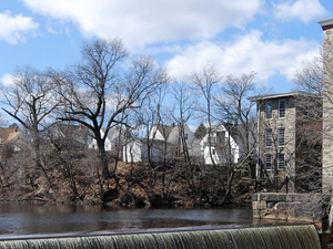 South Branch Río Pawtuxet