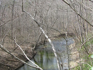 Pasaje Creek