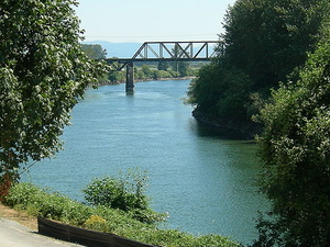 Snohomish Río