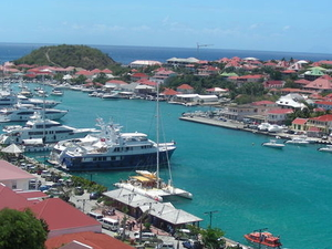 St. Barts Ferry Transfer from St. Martin Photos