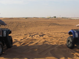 Private Tour: 4x4 Desert Adventure Safari from Dubai Photos
