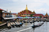 9-Night Best of Myanmar Private Tour: Yangon, Mandalay, Bagan and Inle Lake Photos