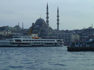 Imperial Istanbul Half-day Tour: Hagia Sophia, Basillica Cistern and Grand Bazaar Photos