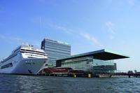 Amsterdam Harbor Sightseeing Cruise