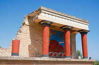 Ancient Palace of Knossos Tour Photos