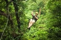 Antigua Zipline Canopy Adventure from St John's Photos