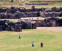 Archeological Park of Sacsayhuaman Half-Day Tour Photos