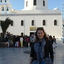 Arriving In The Main Square In Santorini - Athens