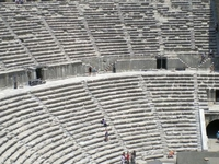 Perge, Aspendos and Manavgat Waterfalls Day Tour from Antalya