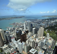 Auckland Helicopter Tour Photos