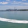 Auckland Shore Excursion: Jet Boat Ride on Waitemata Harbour