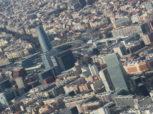 Barcelona City and Coast Helicopter Tour Photos