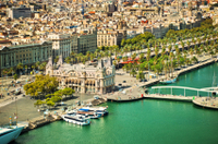 Barcelona Super Saver: Sightseeing Tour with Montjuic Cable Car and Montserrat Tour Photos