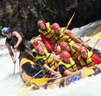 Barron River Half-Day White Water Rafting from Cairns Photos