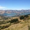 Akaroa Shore Excursion: Banks Peninsula, Christchurch City Tour and Jet Boat on Waimak River