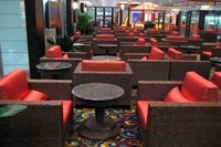Beijing Capital International Airport BGS Premier Lounge Photos