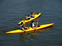 Belize City Shore Excursion: River Kayak and Horseback Riding Tour Photos