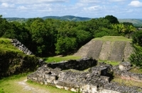 Belize Zoo and Xunantunich Day Trip by Air from Ambergris Caye