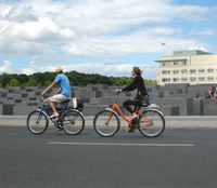 Berlin Bike Tour: Third Reich and Nazi Germany  Photos