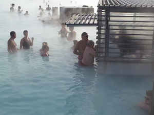 Blue Lagoon Spa Roundtrip Transport from Reykjavik Photos
