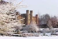 Boxing Day Tour from London: Leeds Castle, Canterbury, Dover and Greenwich Photos