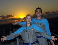Brisbane Story Bridge Adventure Twilight Climb Photos