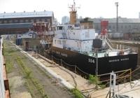 Brooklyn Navy Yard Tour Photos