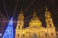 Budapest Christmas Markets Tour Photos