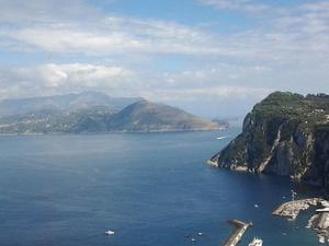 3-Day Italy Trip: Naples, Pompeii, Sorrento and Capri Photos