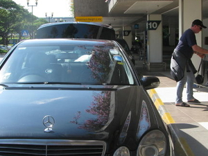 Singapore Private Arrival Transfer: Airport to Hotel Photos