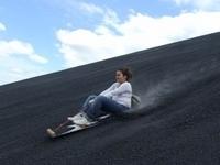 Cerro Negro Volcano Sandboarding Tour from Managua