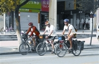 Chengdu Half-Day Bike Tour Photos