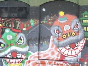 San Francisco Chinatown Ghost Walking Tour Photos