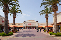 Citadel Outlets Transfer from Anaheim with Optional VIP Lounge and LAX Drop-Off Photos